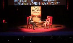 Dan Brown in Amsterdam: 'Inferno'