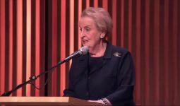 Madeleine Albright: 'Fascisme' – lezing
