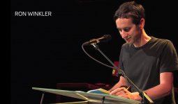 50 jaar Poetry International: Ron Winkler