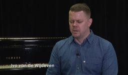Ivo van de Wijdeven: 'De nieuwe rafelrand van Europa'