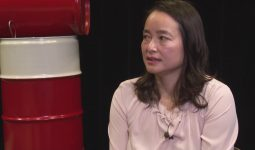 Mingfang Wang: 'Tijgerkop'