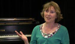 Jacqueline Oskamp over Louis Andriessen