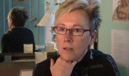 Mieke de Loof: 'Wrede schoonheid'