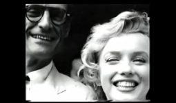 Arthur Miller en Marilyn Monroe