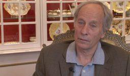 Richard Ford talks: 'Canada'