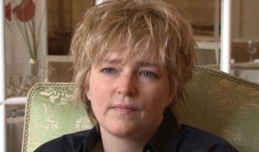 Bekijk hier het gesprek met Karin Slaughter. Als je in een gat zit moet je stoppen met graven.