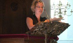 Vrouwkje Tuinman: 'Sermoen over hiernamaals'